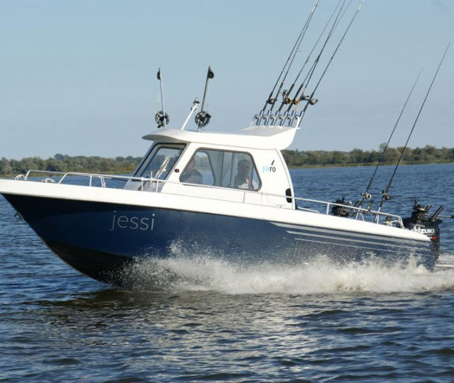 Angelboots-Charter Ostsee